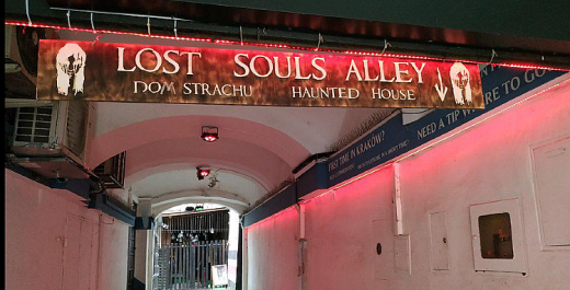 Lost Souls Alley