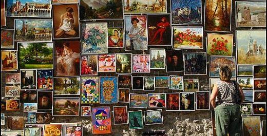 Galeria Obrazów pod Bramą Floriańską