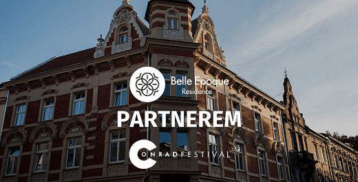 Belle Epoque Residence Partnerem Conrad Festival 2019
