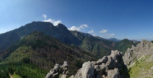 Nocleg w Zakopanem i górskie wycieczki