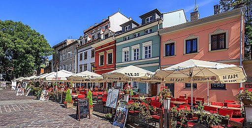 Ulica Szeroka - Kazimierz